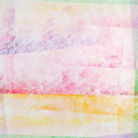 Kamal Boullata Addolcendo 7 painting