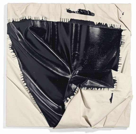Steven Parrino No Title Painting 4