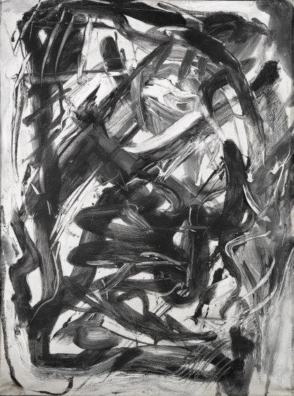 Emilio Vedova Untitled 1984 painting