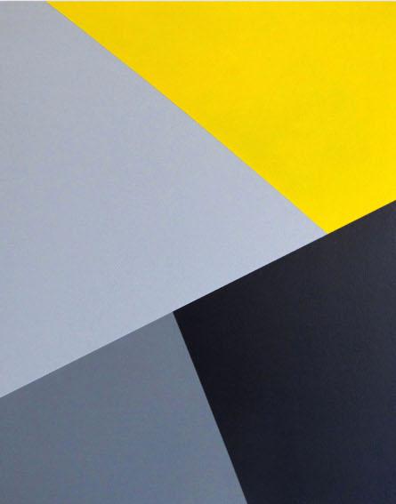 Daniel Goettin reductive painting