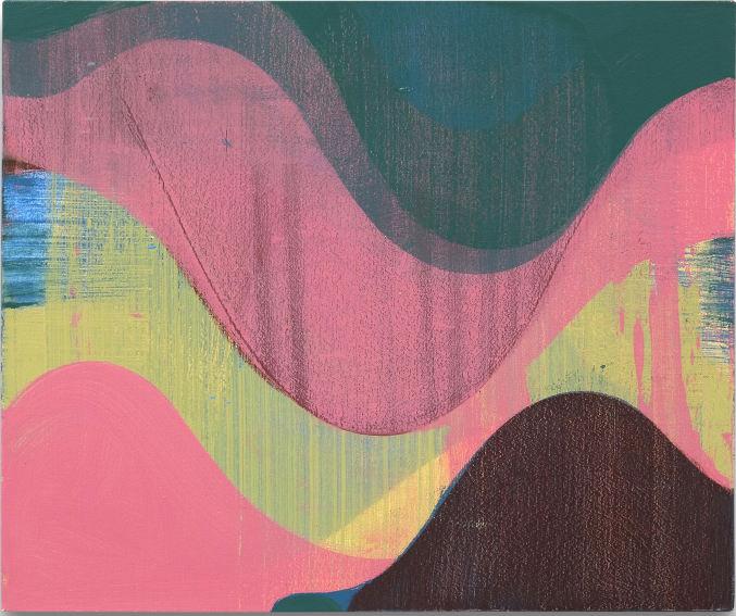 Margaret Neill Aviator painting