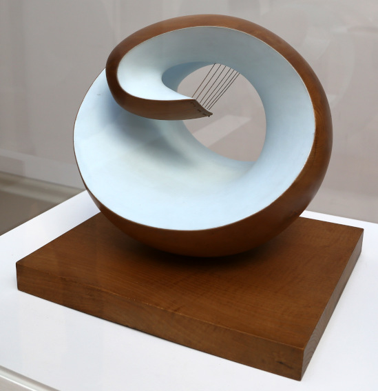 Barbara Hepworth Pelagos sculpture