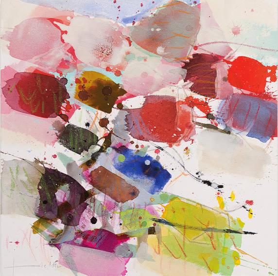 Greet Helsen Sonnentaler painting