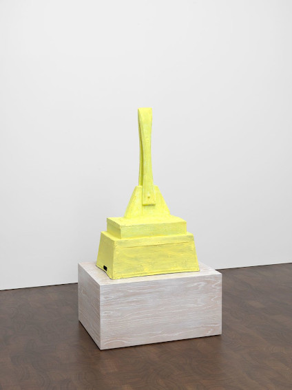 Cy Twombly Untitled 2006 sculpture
