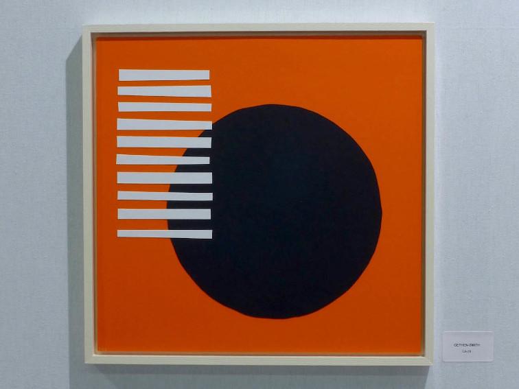 Laura Gethen-Smith Shusaku painting installation view