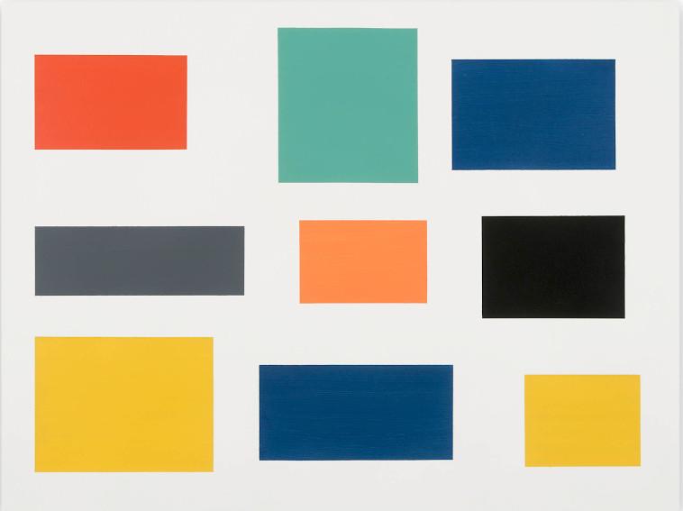 Tom McGlynn abstract art painting