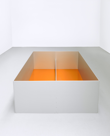 New exhibition of Donald Judd sculpture at Museum of Modern Art in New York