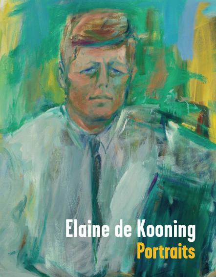 Elaine de Kooning: Portraits book
