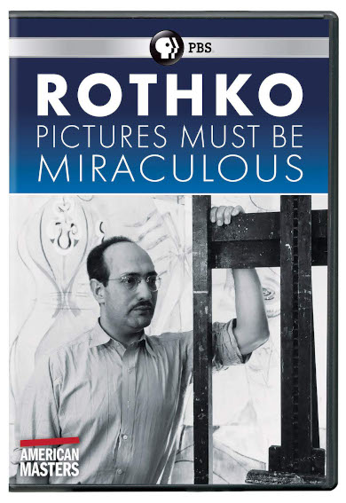 Rothko: Pictures Must Be Miraculous movie on view in cinema