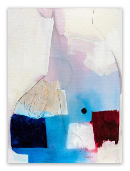 Xanda McCagg Stand painting