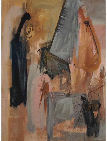 Manuel Felguarez Barra Pintura No. 12 painting