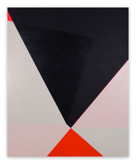 Audrey Barcio Untitled 3 painting
