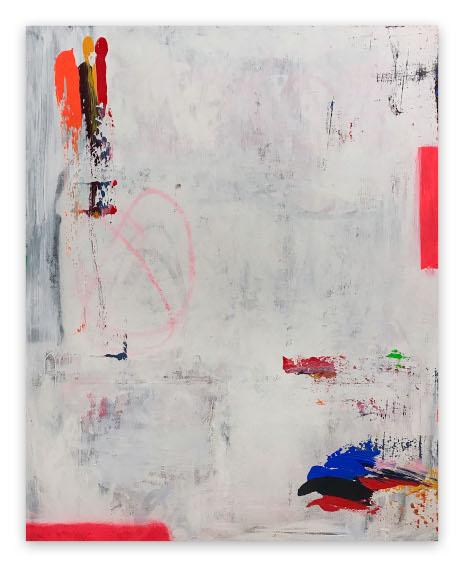 Tommaso Fattovich Bones painting