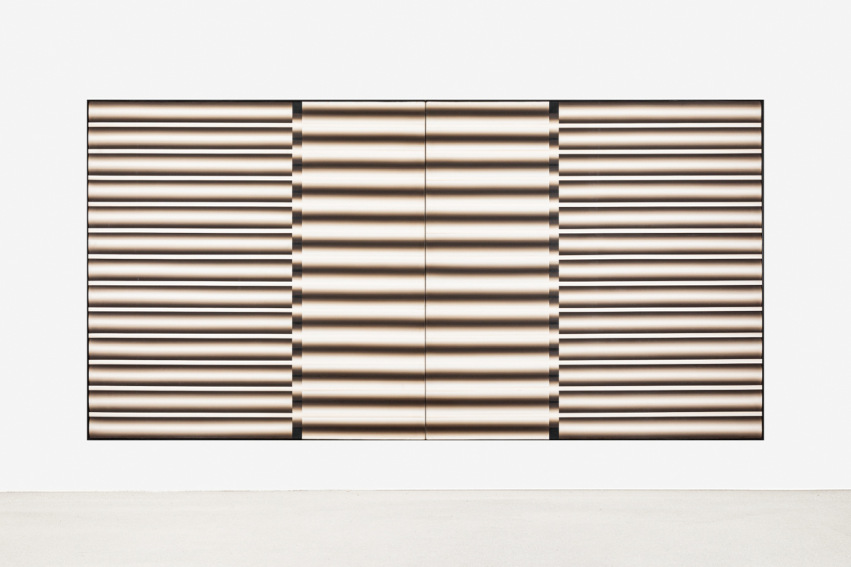 Lee Seung Jio: Advancing Columns exhibition of works of art at The National Museum of Modern and Contemporary Art Korea