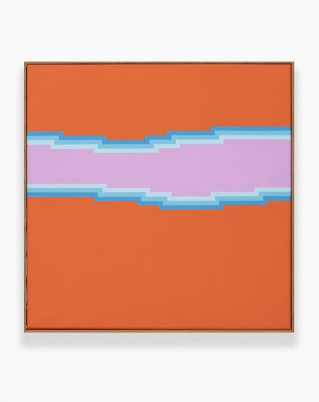 Verena Loewensberg Ohne Titel 1963 painting