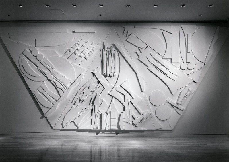Louise Nevelson's Chapel of the Good Shepherd sculptural city three million dollar restoration