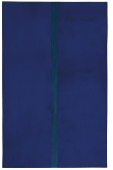 Barnett Newman Onement V painting