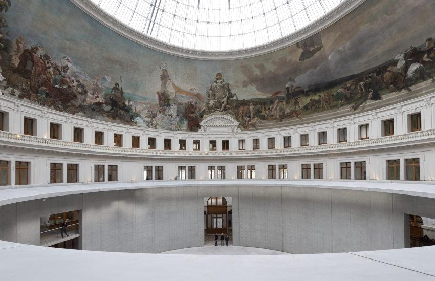 Bourse de Commerce new museum to open in Paris France
