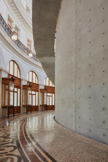 Bourse de Commerce new museum opening in Paris France