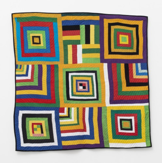 quilt masterpieces by the women of Gee's Bend