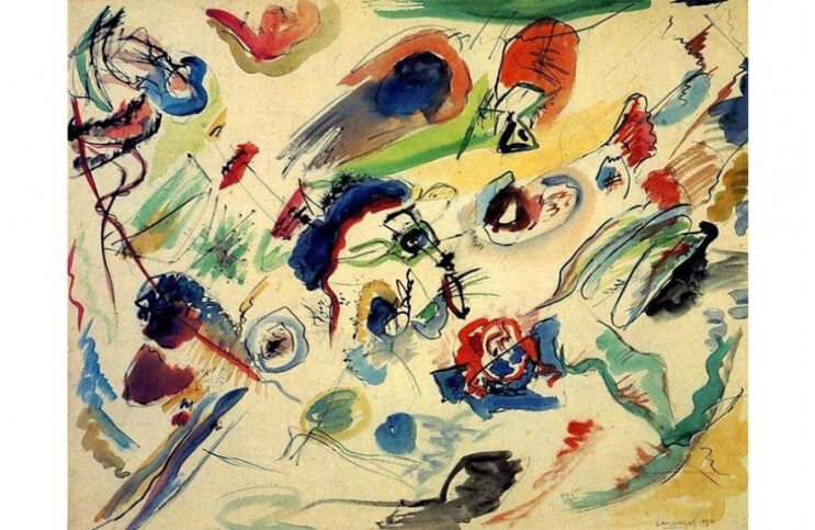 The Daring Artists Of The Russian Avant-Garde Ideelart