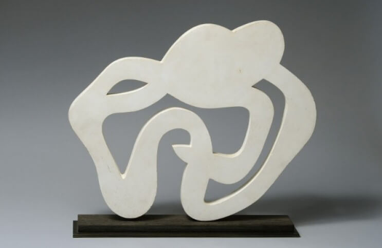 Dadaist Jean Arp : He was known as dadaist and abstract artist.