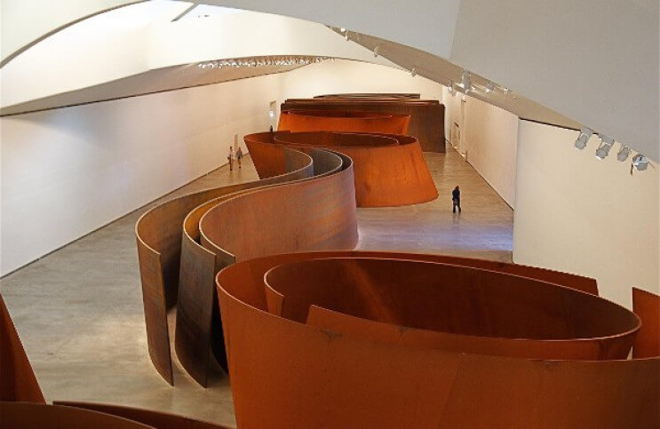 The Space of Richard Serra Sculpture | Buy the Best Curated