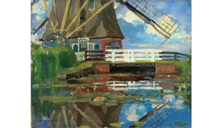 The Evolution Of Style In Piet Mondrian Artwork Buy The