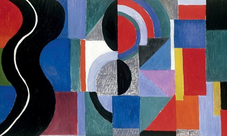 Cubism Of Sonia Delaunay And The Exploration Of Color Buy