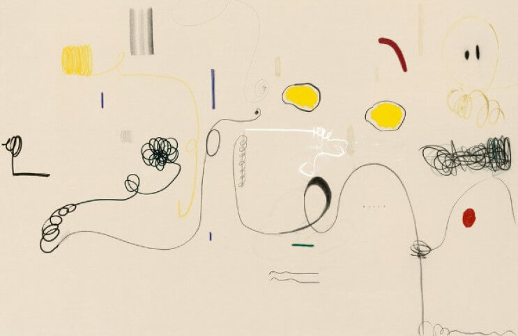 The Miro-esque in the Work of Christian Rosa | Buy the Best Curated