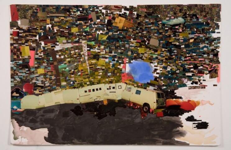 Reinterpreting Collage - Brenna Youngblood | Buy the Best